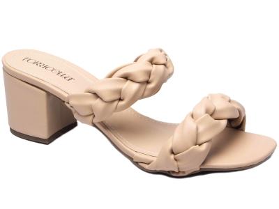 Sandália Tamanco Feminino Torricella