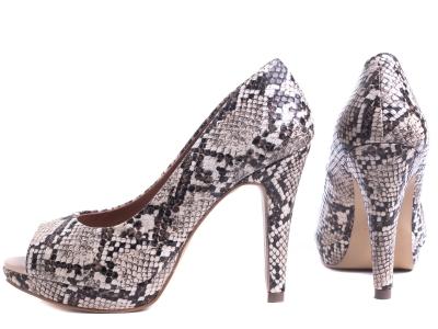 Sapato Meia Pata Torricella